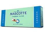 Mascotte sigarettenhulzen carbon