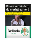 Belinda filter kings menthol sigaretten