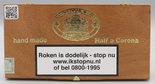 Van Der Donk Sigaren Half a Corona