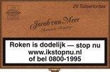 Jacob Van Meer Superior Quality Tuitsenoritas sigaren