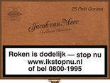 Jacob Van Meer Sigaren Superior Quality Petit Corona