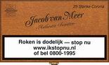 Jacob Van Meer Sigaren Superior Quality Slanke Corona