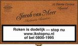 Jacob Van Meer Sigaren Superior Quality Slanke Corona Special