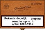 Jacob Van Meer Sigaren Superior Quality