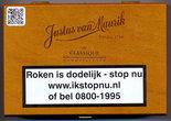Justus van Maurik Classique sigaren 50