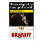 Braniff white Cigarillos sigaren