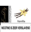 EXCLUCIG SILVER LABEL E-LIQUID VANILLA 10ML