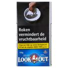 Look out blue tabak pak (halfzwaar 150 gram)