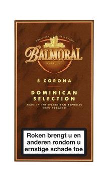 Balmoral Sigaren Dominican Selection Corona 5