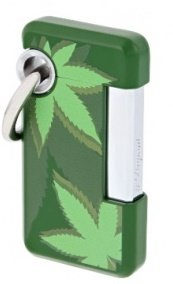 Aansteker Jet flame S.T. Dupont Hooked cannabis