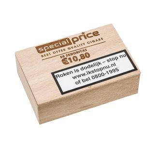 Special price senoritas sigaren