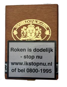 Van der Donk Cocktails Sigaren