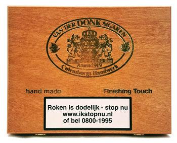 Van Der Donk Sigaren Finishing Touch 25