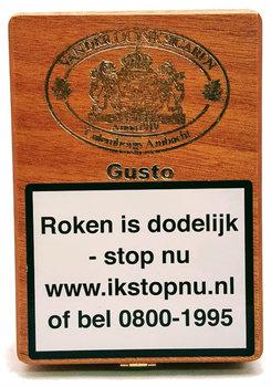 Van Der Donk Sigaren Gusto