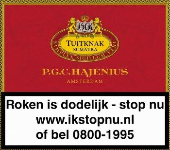 Hajenius Tuitknak Sumatra Sigaren