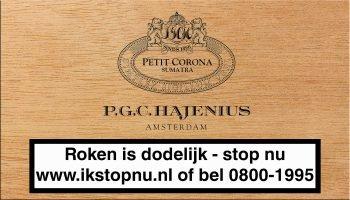 Hajenius Petit Corona Sigaren 25