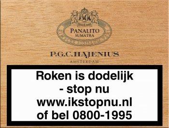 Hajenius Panalito Sumatra Sigaren 25