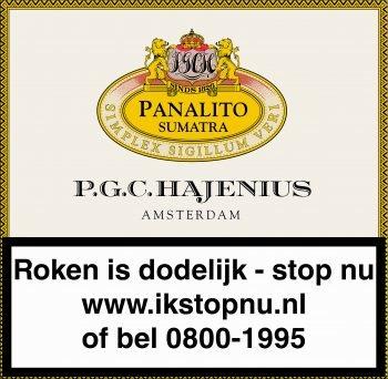 Hajenius Panalito Sumatra Sigaren 10