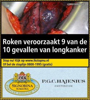 Hajenius Signorina Sumatra Sigaren 10