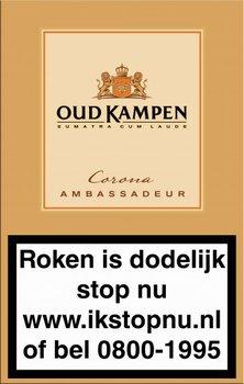 Oud Kampen Corona Ambassadeur sigaren (5)