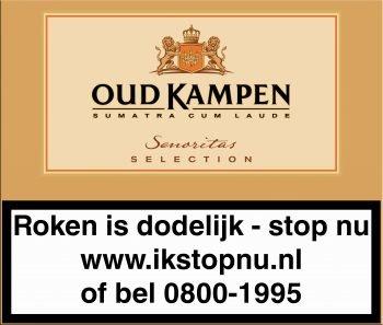 Oud Kampen Selection Senoritas sigaren 10