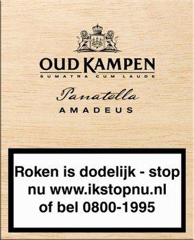 Oud Kampen Panatella Amadeus sigaren 25