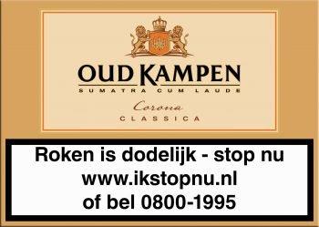 Oud Kampen Corona Classica sigaren 10