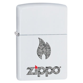Zippo and flame squares