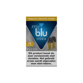 Blu pods intense tobacco roasted