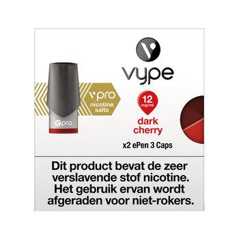 Vype ePen 3 caps dark cherry 12 mg 2 stuks