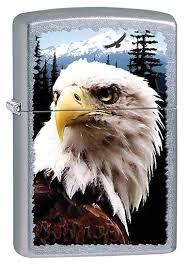 Zippo Eagle benzineaansteker