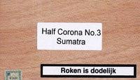 Sigaren Half Corona No 3