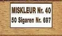 Sigaren Miskleur No 40 (Highland)