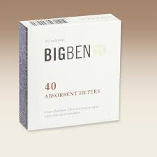 Big ben filters ( 40 stuks )