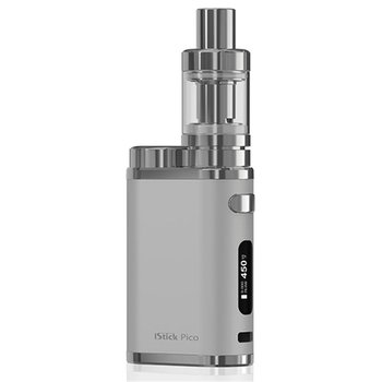 ELEAF ISTICK PICO 75W TC FULL KIT ZILVER