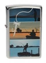 Zippo Fishing benzineaansteker