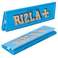 Rizla Blauw vloei (10x)