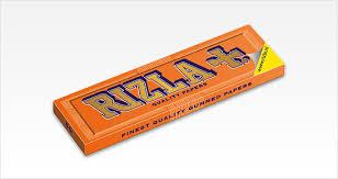 Rizla Oranje 5 pack (2x)