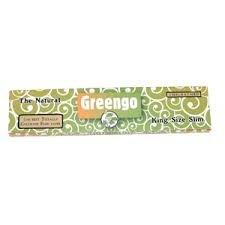 Greengo King size slim vloei 10 stuks