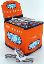 Books Filtertips 10 stuks