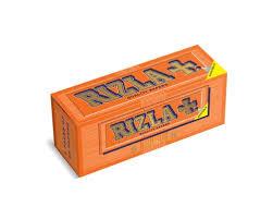 Rizla Oranje vloei  5-pack  (10x)