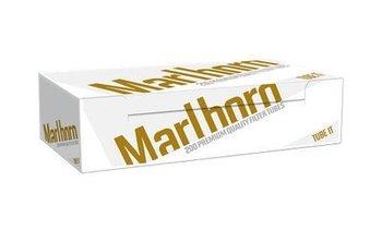 Marlboro gold hulzen (200 hulzen)