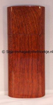 Sigaren houder gelakt cederhout (senoritas)