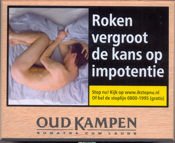 Oud Kampen Cigarillo Elite sigaren 50