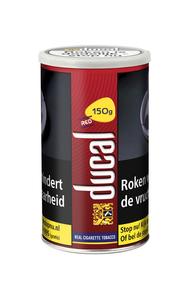 Ducal half zware Sigarettentabak 140 gram (rood)