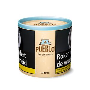 (tijdelijk niet leverbaar)Pueblo classique sigarettentabak 100 gram (geel)