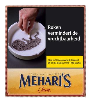 Agio Meharis Java sigaren 20