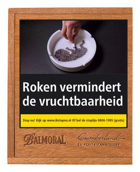 Balmoral Cumberland sigaren 25