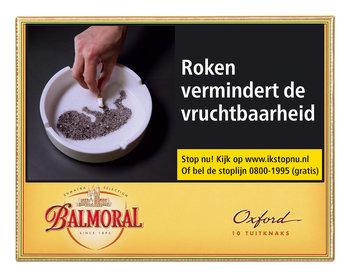 Balmoral oxford sigaren 10