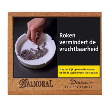 Balmoral Diana sigaren 50